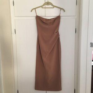 Bec & Bridge Elke Strapless Midi Dress AUS6/US2